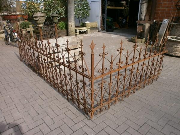 gute 5 Meter Zaun