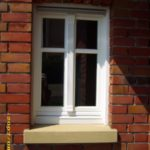 Fensterbank 8cm auf 10cm, 22cm tief