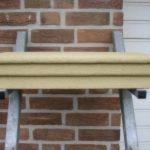Fensterbank 6cm auf 8cm, 22cm tief