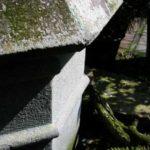 Granitbecken Achteck, Grander
