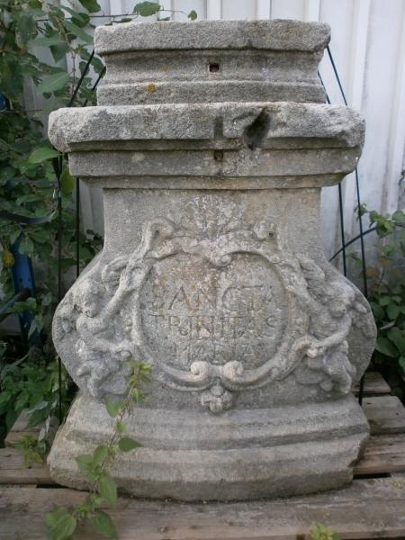 Postament von 1751