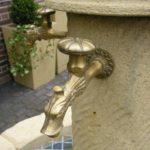 Wasserspeier / Auslaufventil / Brunnenauslauf