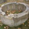 achtteiliger Ziehbrunnen, Brunnen, Brunnenring