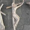 Kreuzweg aus Bronze