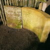 Teile von Ringbrunnen oder Ziehbrunnen