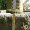 Ringbrunnen mit Säule als Quellstein