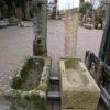 Sehr schöner historischer Sandsteinbrunnen