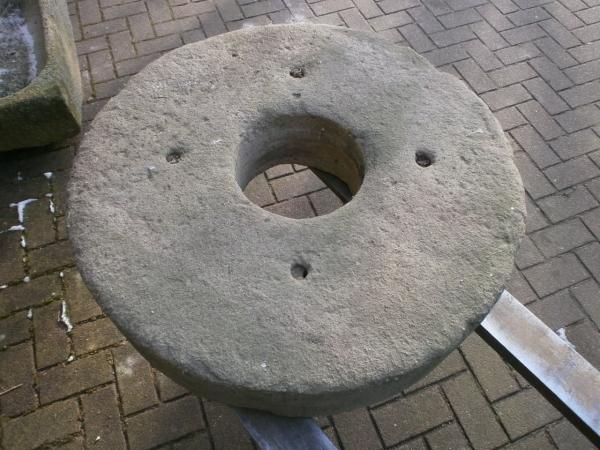 Schleifstein antik