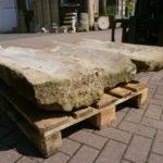 Sandsteinrinnen antik