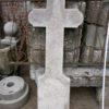 tolles Kreuz aus Sandstein