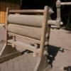 antike Holzmangel