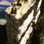 historischer Grabstein