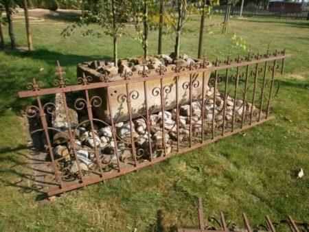 Zäune-Tore-Eisendeko