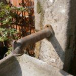 Sandsteinbrunnen aus tollem Material