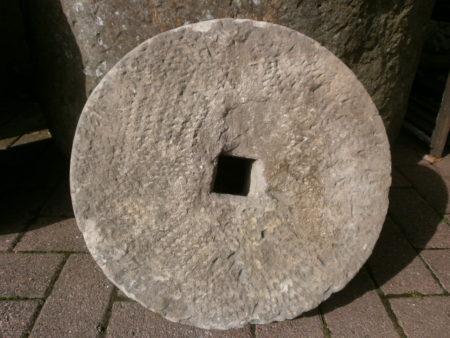 Schleifstein aus Sandstein