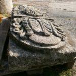 Ornamentstein Antik