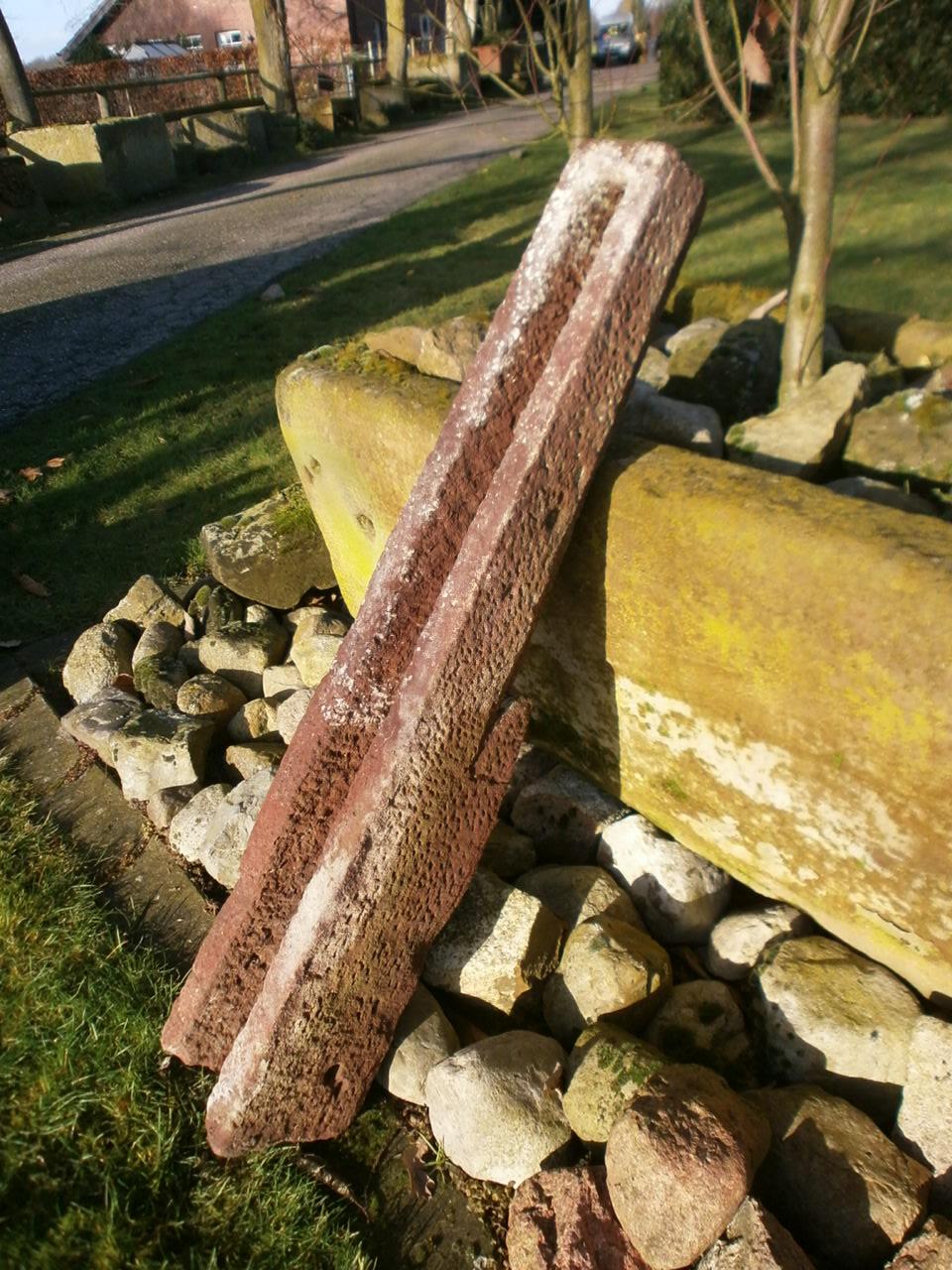 Antiker Wasserspeier aus Sandstein