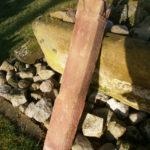 Alter Speier aus Sandstein