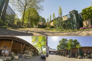 Heidesandstein - Sandstein Brunnen Tröge Tränken und Antiquitäten