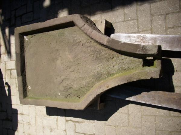 historischer Spülstein
