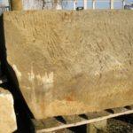 Tränke, Viehtränke, Pferdetränke aus Sandstein, historisch