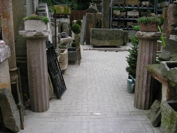 kleines Säulenpärchen aus der Pfalz