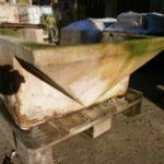 Pfälzer Sandstein ohne Beschädigungen