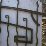 Zaunelemente antik Schmiedeeisen