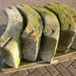 Brunnenring aus fünf Teilen