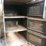 Metallschrank, Loft, Vintage, IndustrieDesign