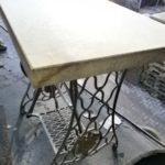 Wunderschöner Gartentisch
