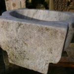 Marmorwaschbecken