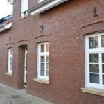 Fensterbank aus HeiDeSandstein mit Profil