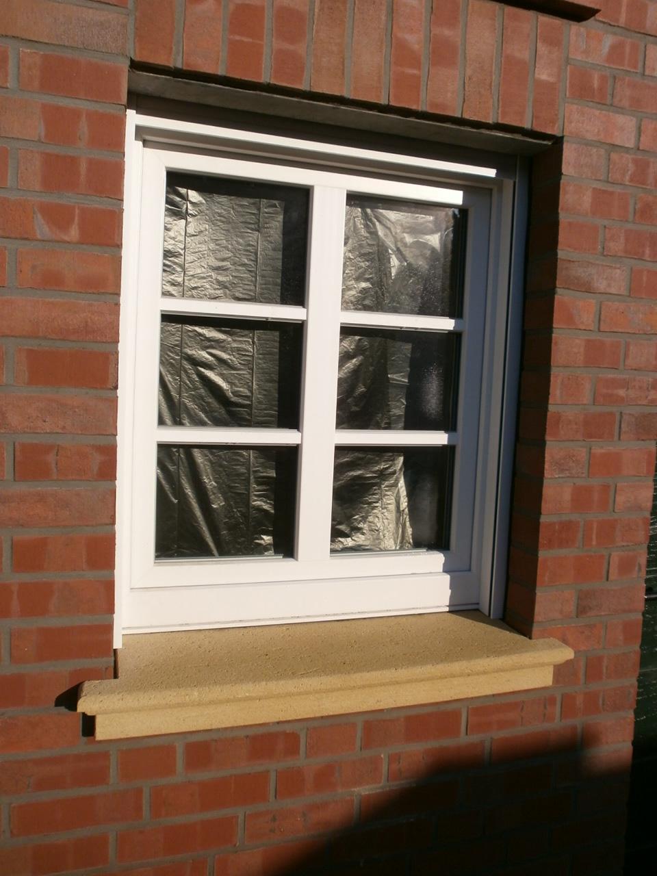 Fensterbänke, Anno Stein, Mauerabdeckungen