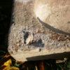Sandstein Futtertrog