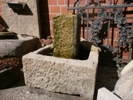 Sandsteinbrunnen zum Top Preis