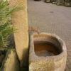 Sandsteinbrunnen aus dem Raum Hannover
