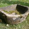 Antiker Futtertrog mit sehr schöner Form