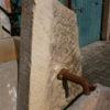Brunnen aus antikem Material