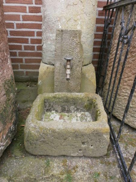 ANKÜNDIGUNG neuer Brunnen
