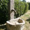 Brunnen aus  Sandstein