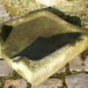 Nasentrog aus Sandstein