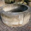 Sandsteibrunnen mit ca. 150cm Durchmesser