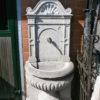 Kalksteinbrunnen Brunnen aus dem Raum Würzburg
