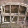 drei Fenster aus Gusseisen